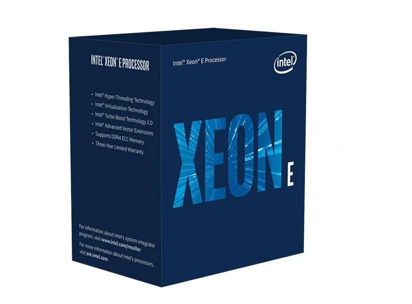 Processador Xeon HexaCore E2236 3,40Ghz 12Mb Lga1151 S/Video