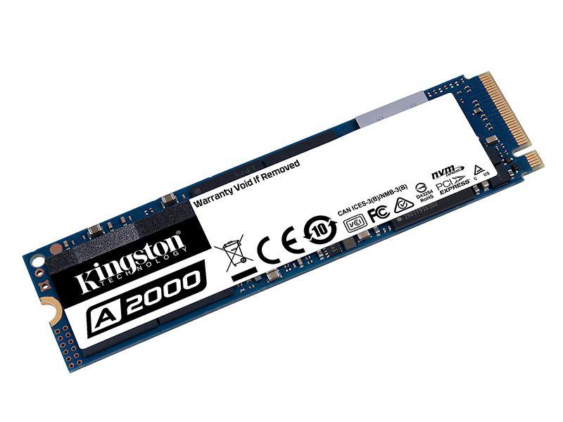 Ssd Dektop Notebook A2000 500Gb M.2 2280 Pcie Nvme