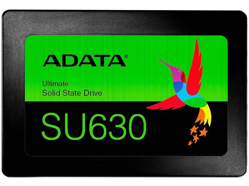 Ssd Desktop Notebook Sata Adata SU630 240Gb 2.5 Sata III