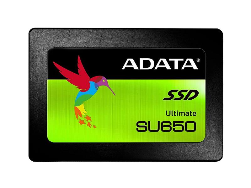 Ssd Desktop Notebook Sata Adata SU650 120Gb 2.5 Sata III