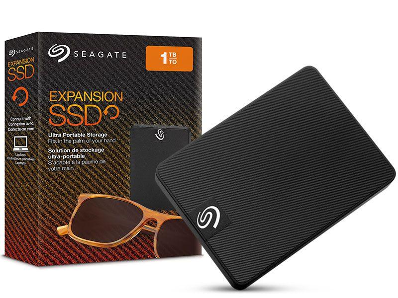 Ssd Externo Portátil Seagate STJD1000400 Expasion  1TB Usb