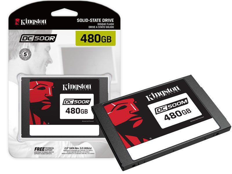 Ssd Kingston 480Gb Data Center Dc500M Sata3 2,5