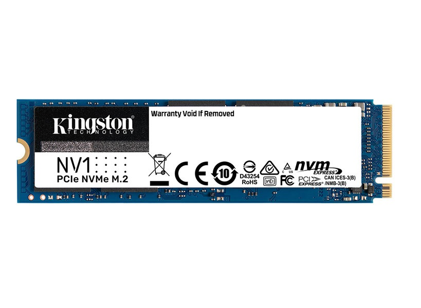 Ssd Kingston SNVS/1000G Nv1 1000gb M.2 2280 Nvme Pcie 3.0