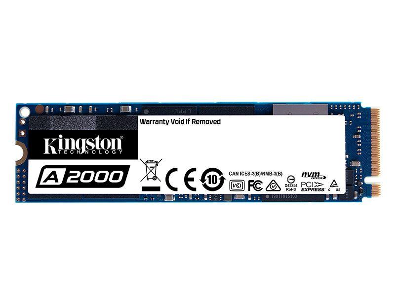 SSD M.2 Desktop Notebook A2000 250Gb 2280 Pcie Nvme Ger 3.0