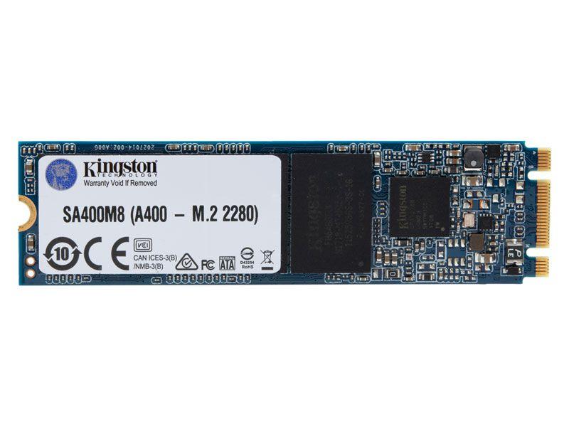 Ssd M.2 Desktop Notebook Kingston 120G A400 Flash Nand