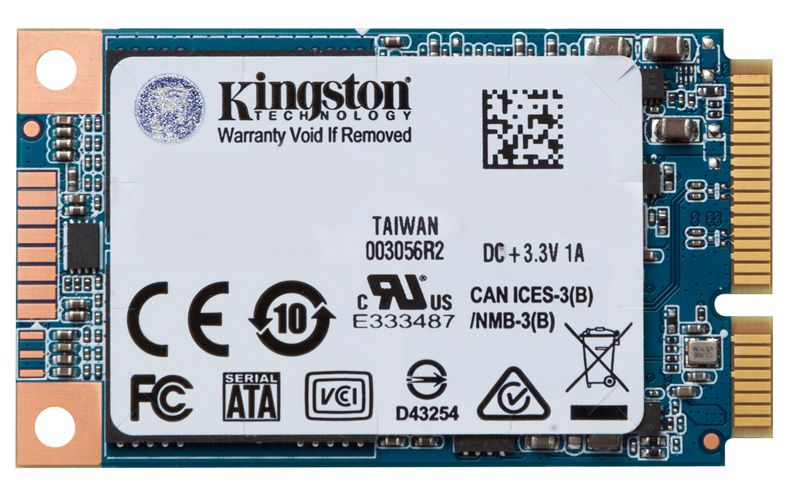 Ssd Msata Desktop Notebook Kingston Uv500 120Gb Sata Iii