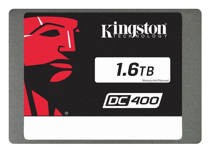"""Ssd Sata Servidor Kingston Dc400 1.6Tb 2.5"""" Sata Iii 6Gb/S"""