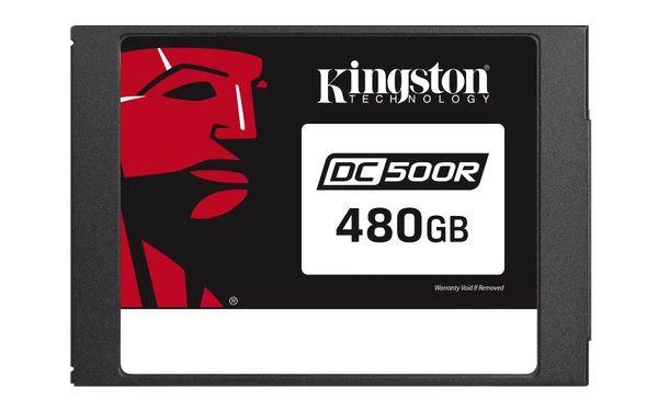 Ssd Sata Servidor Kingston Dc500R 480Gb 2.5 Sata III 6Gb/s