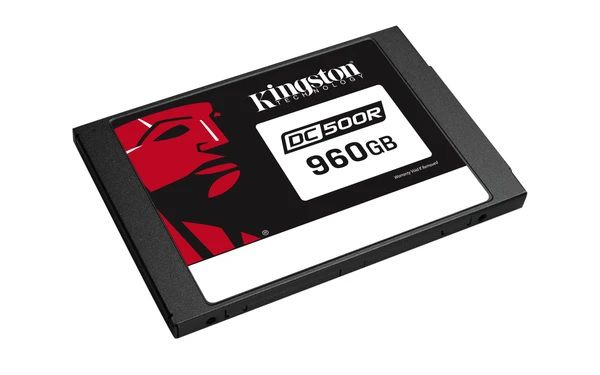 Ssd Sata Servidor Kingston DC500R 960Gb 2.5 Sata III 6GB/s
