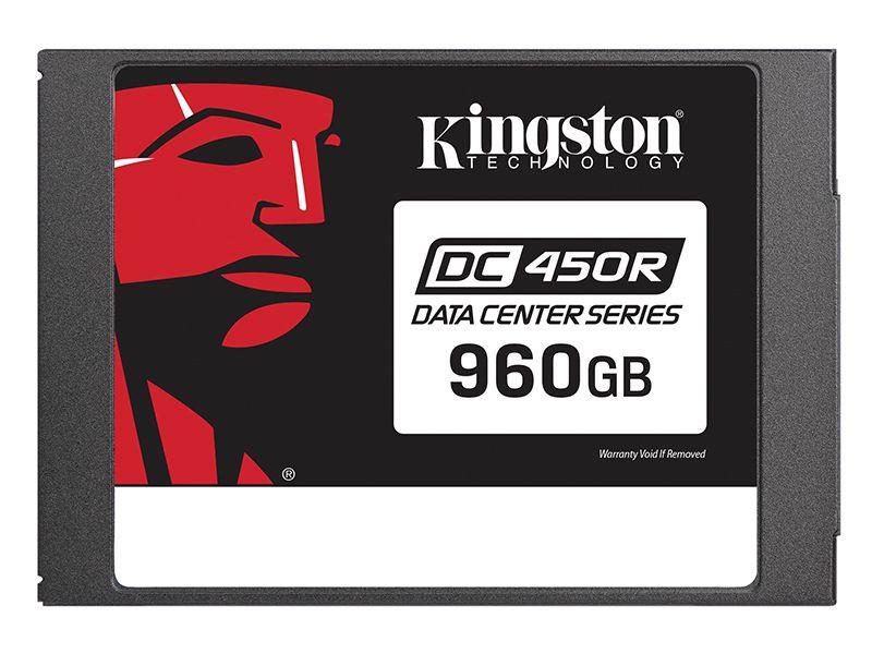 Ssd  Servidor Kingston Enterprise Dc450R 960Gb 2.5 SataIII