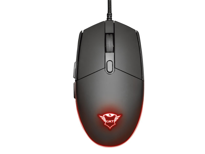 Teclado e Mouse Gamer Trust 23289 Gxt-83 Azor Mouse 3200 Dpi