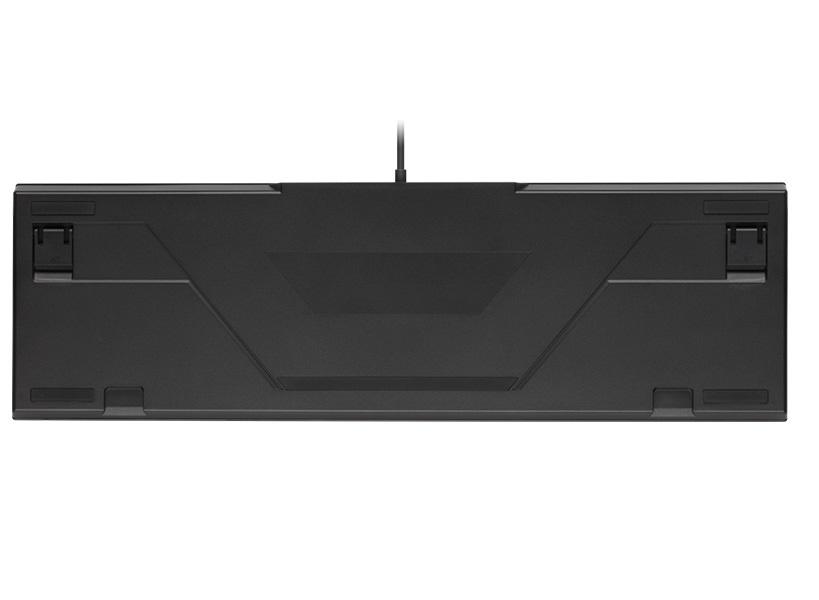 Teclado Gamer C/Fio Corsair CH-910D019-Br K60 Pro Retroilumi