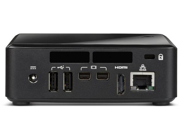 X Nuc Intel Core I5 3427U Vpro Ddr3 Msata Usb Hdmi Lan