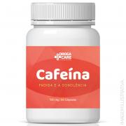 Cafeína 100mg 90 Cápsulas