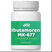 Ibutamoren MK-677 25mg 60 cápsulas