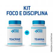 Kit Foco e Disciplina
