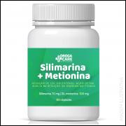 Silimarina + Metionina 60 cápsulas