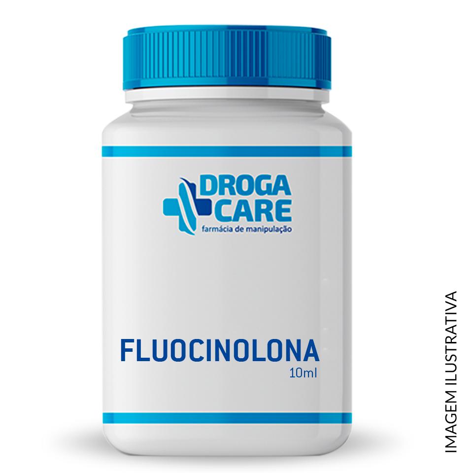 Fluocinolona 10 ml