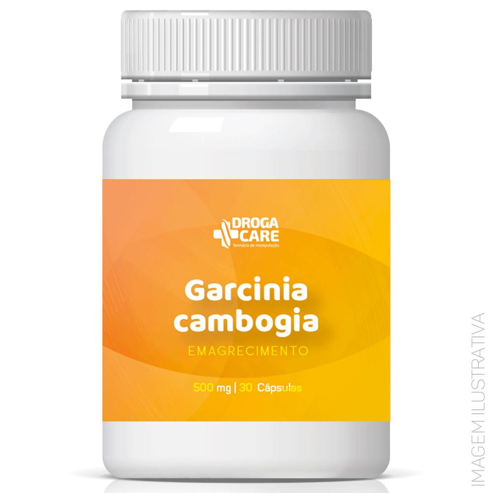 Garcinia Cambogia 500mg 30 Cápsulas
