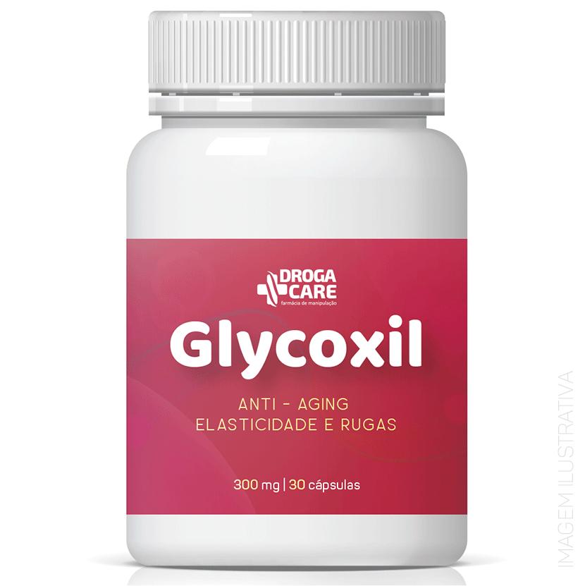 Glycoxil 300mg 30 Cápsulas