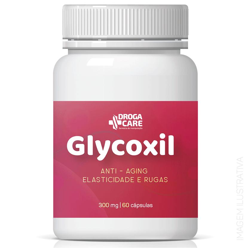 Glycoxil 300mg 60 Cápsulas