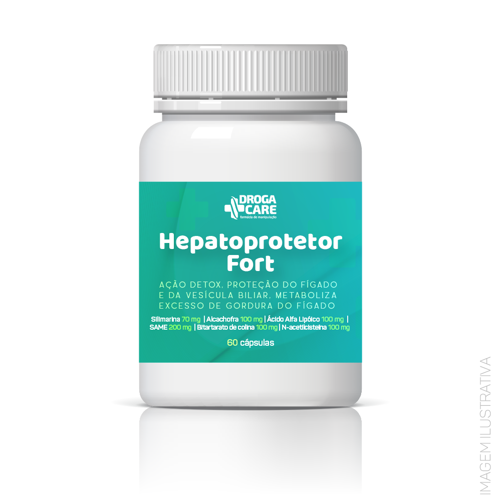 Hepatoprotetor Fort 60 doses