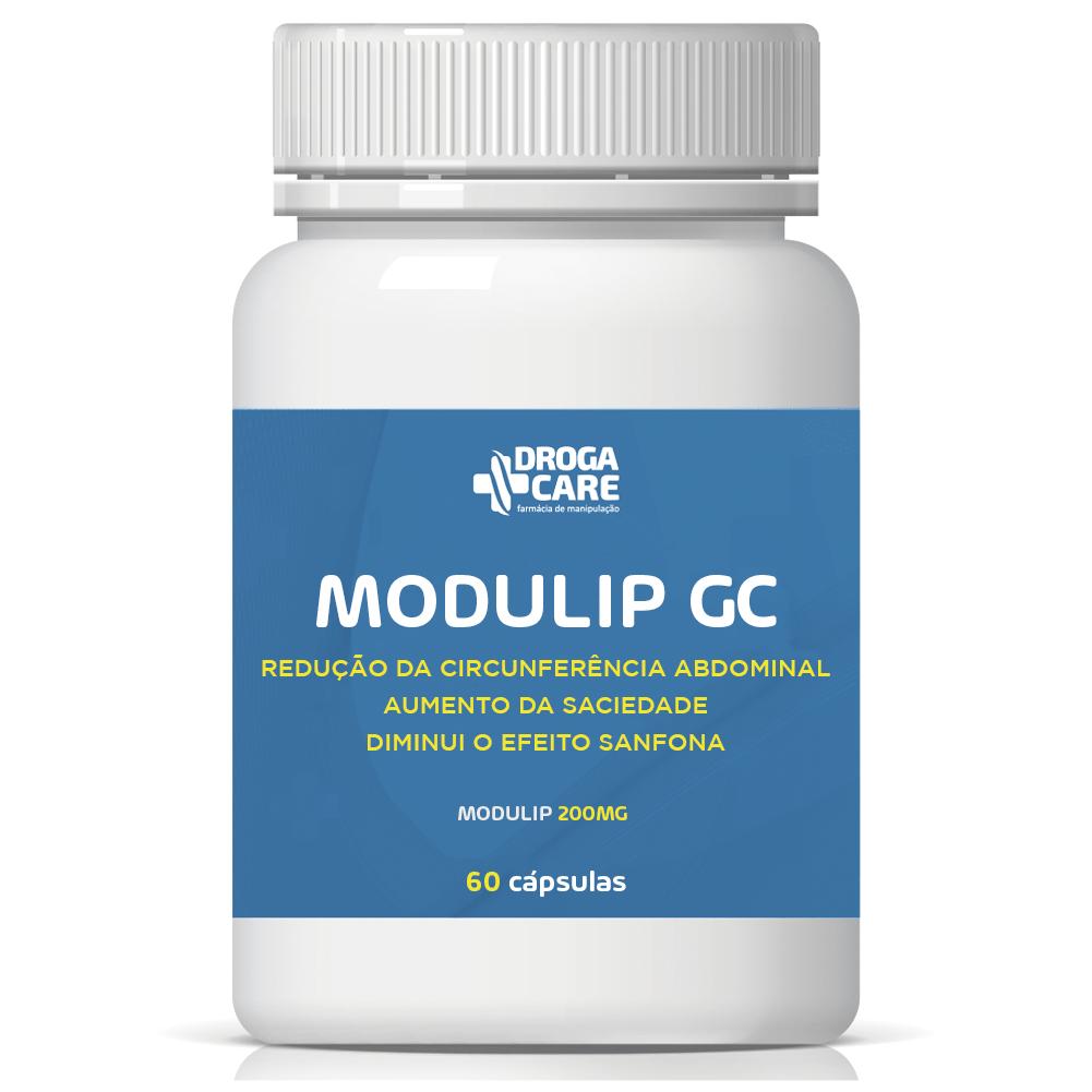 Modulip GC 200mg - 60 cápsulas