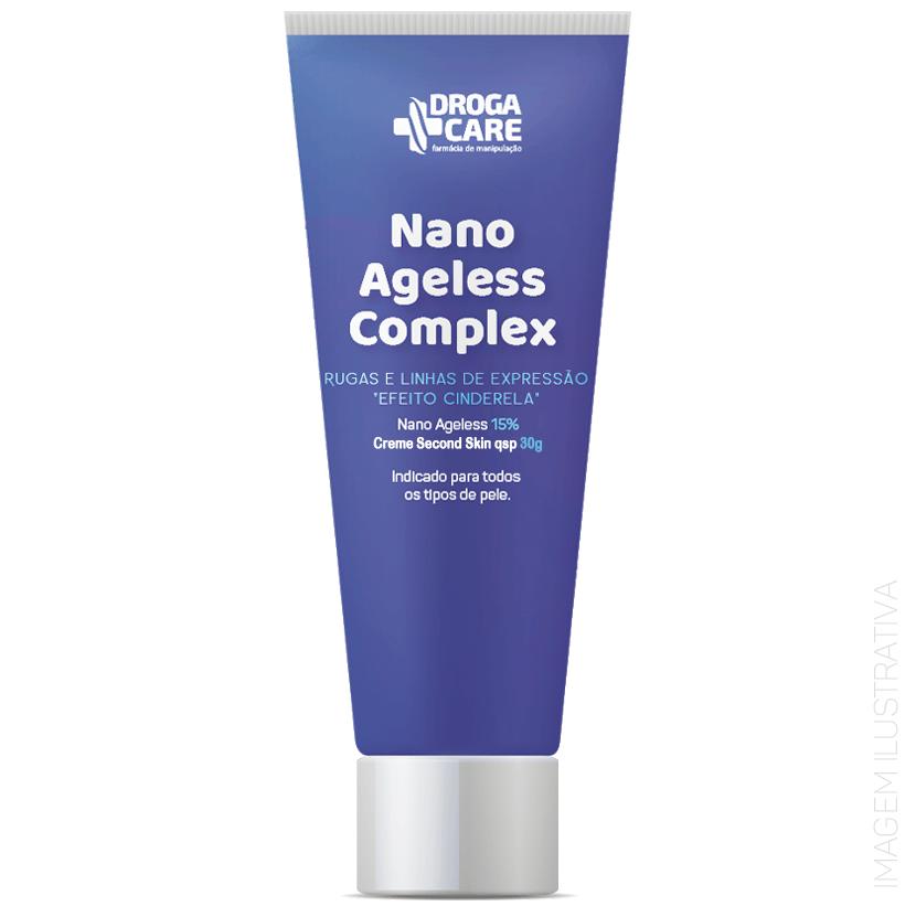 Nano Ageless Complex 30g - Estoque limitado