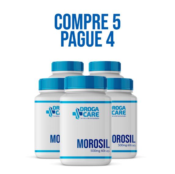 Morosil 500MG - 60 Cápsulas (OFERTA)