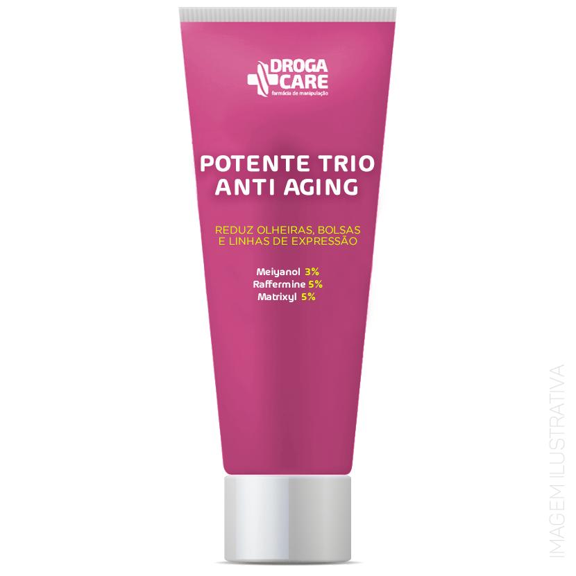 Potente Trio Anti Aging 50 ml