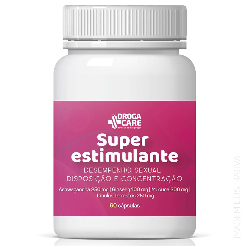 Super estimulante 60 cápsulas