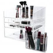 Organizador de Maquiagem - Make Practice