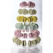Torre 60 Macarons - 6 andares