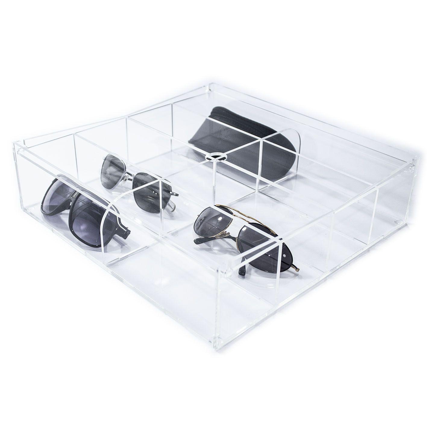 Organizador 8 Óculos