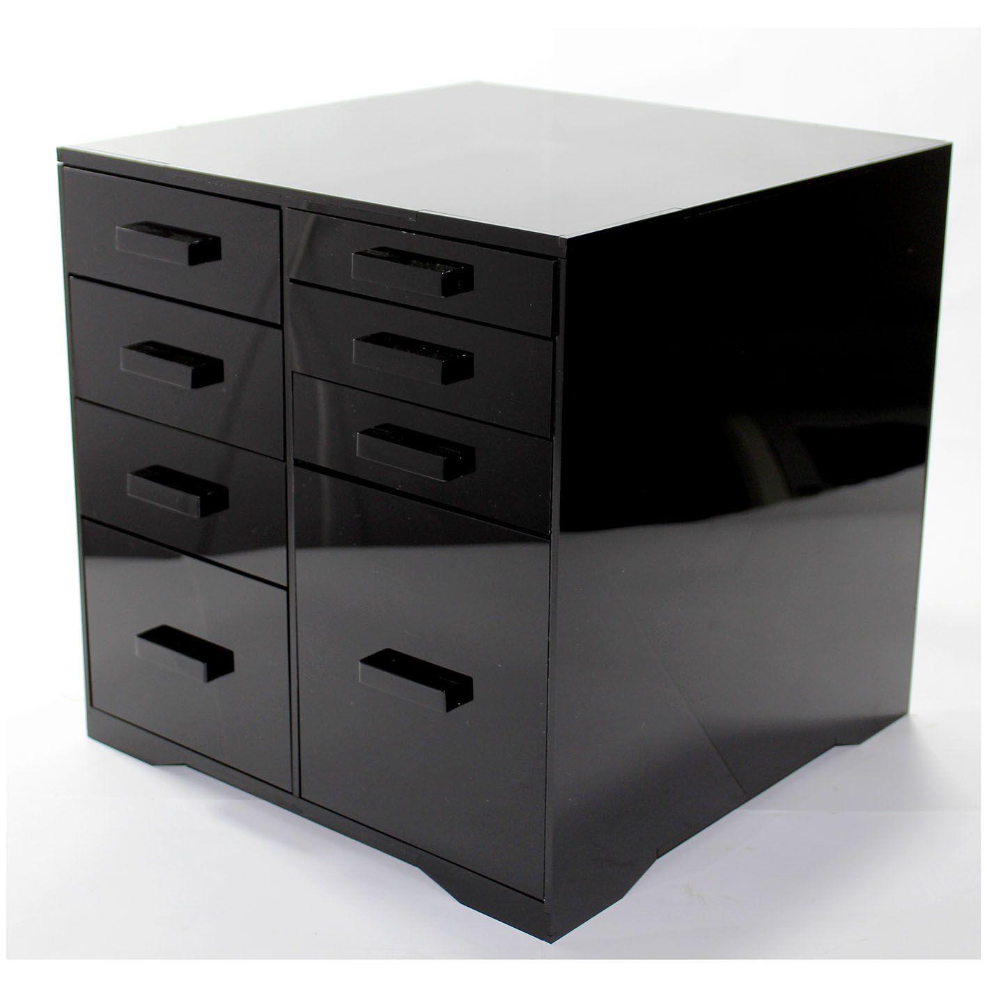 Organizador de Maquiagem - Make Cube BLACK
