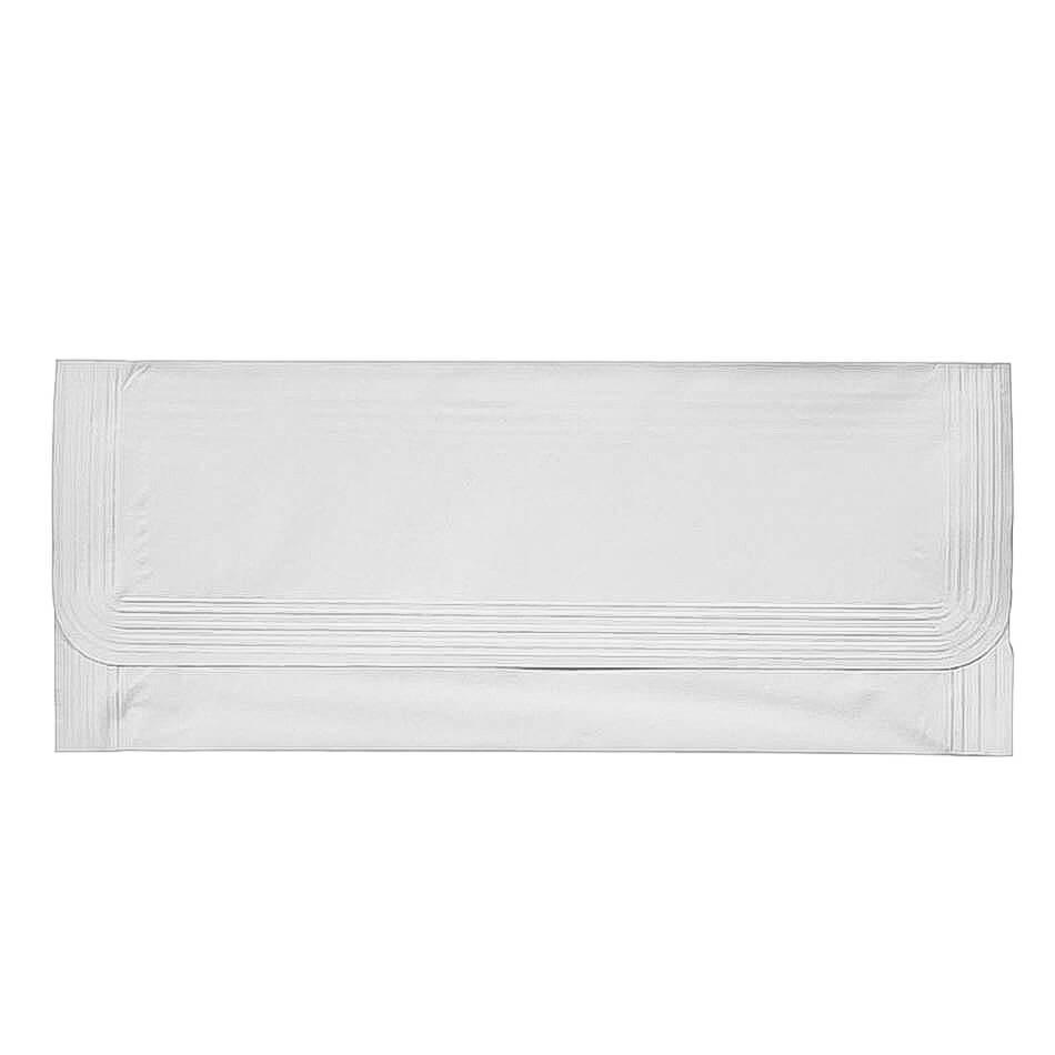 Toalha Lisa Dobrada Média 29,5 X 33,5 cm / 30-25