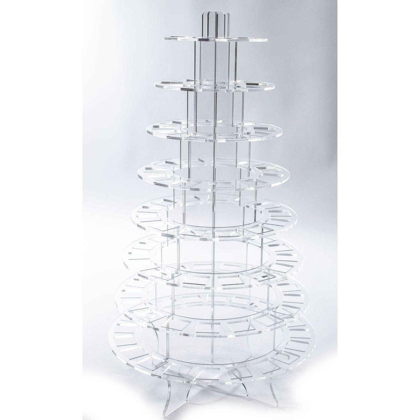 Torre 100 Macarons 8 andares