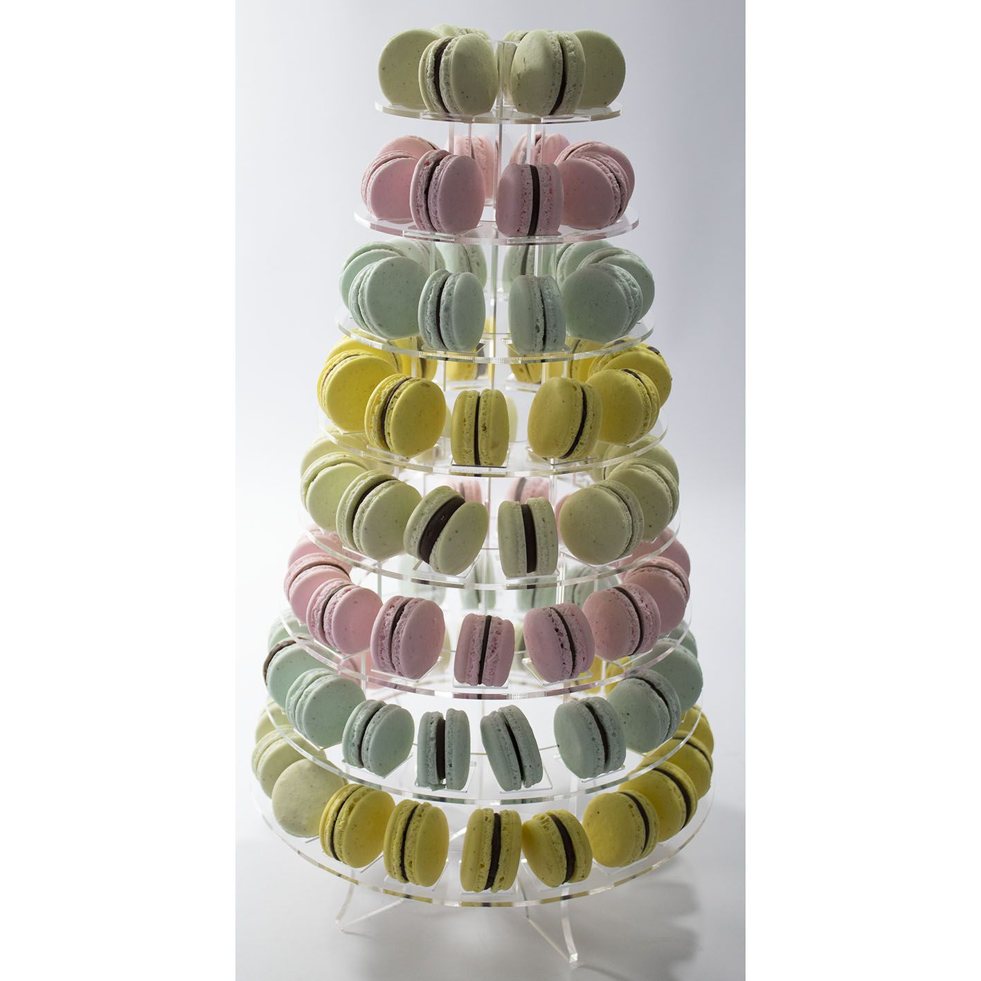 Torre 100 Macarons 8 andares