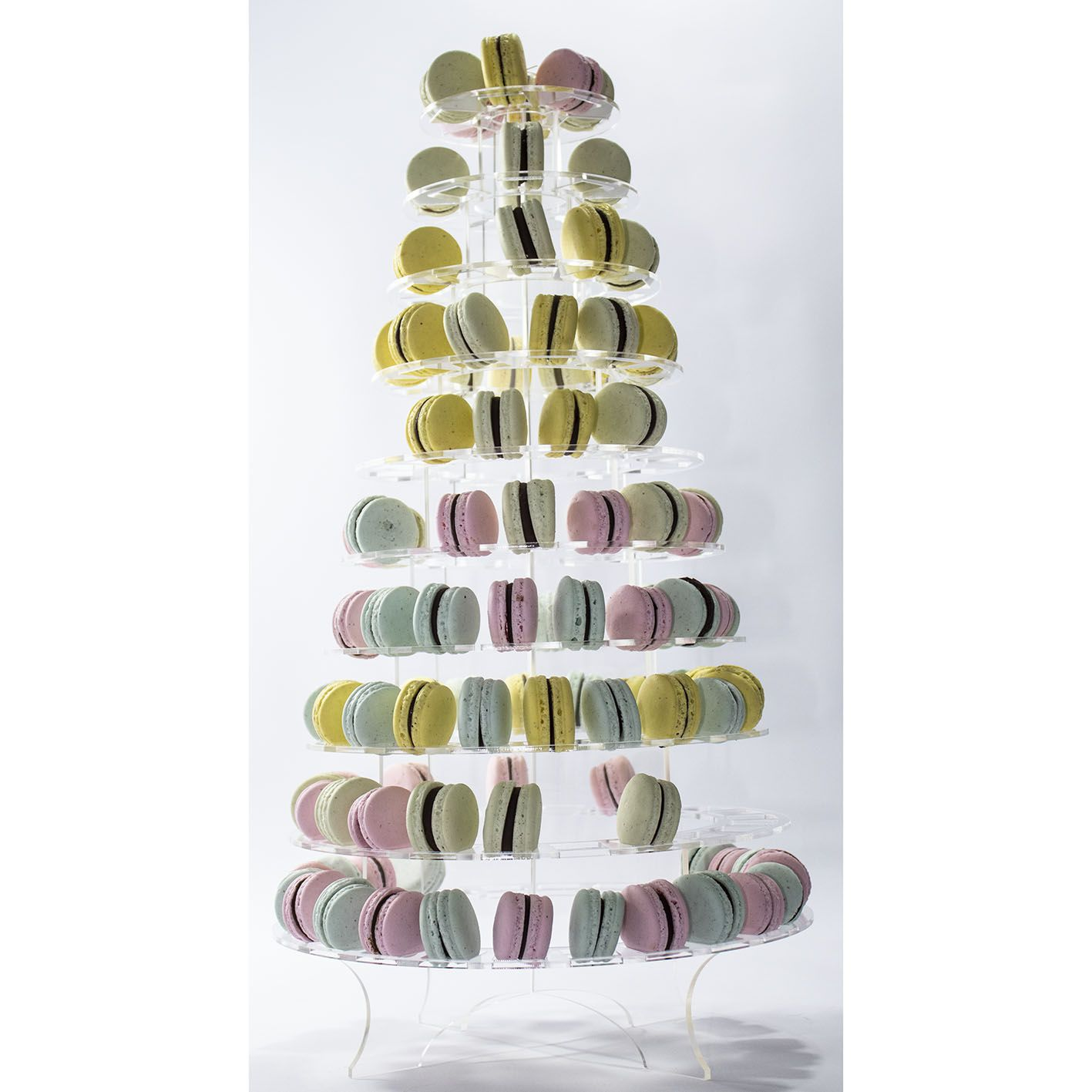 Torre 150 Macarons 10 Andares