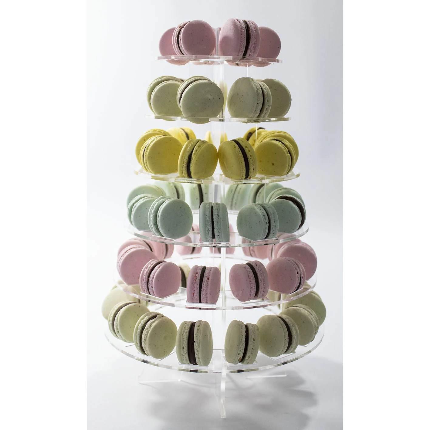Torre 60 Macarons - 6 andares