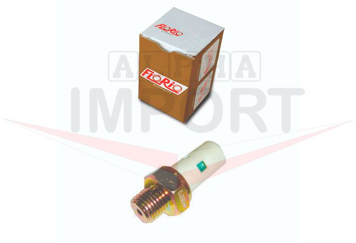 Interruptor Pressao Do Oleo - Renault - F129