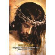 Santinhos de Jesus Crucificado - Milheiro