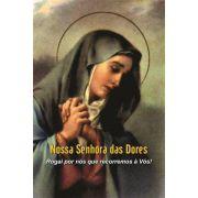 Santinhos de Nossa Senhora das Dores - Milheiro