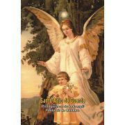 Santinhos do Santo Anjo da Guarda - Milheiro