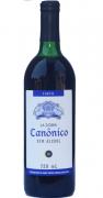 Vinho Canônico João Paulo II Tinto sem álcool - Caixa com 12 Unidades