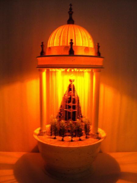 Fonte Luminosa da Sagrada Família  - Ruah Artigos Católicos