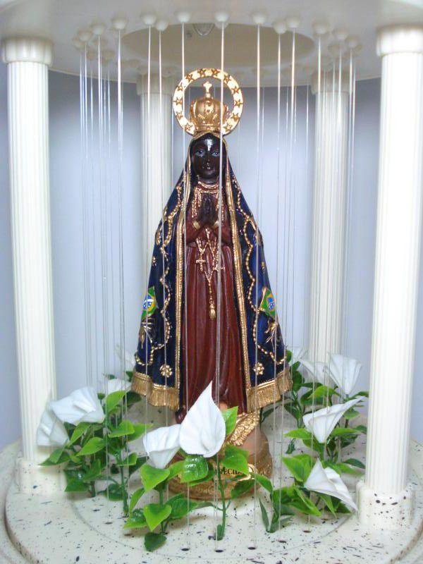 Fonte Luminosa de Nossa Senhora Aparecida  - Ruah Artigos Católicos