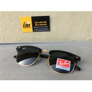 Oculos De Sol Ray Ban Clubmaster Primeira Linha Replica
