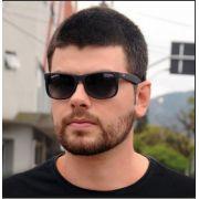 Oculos Sol Justin Preto Replica