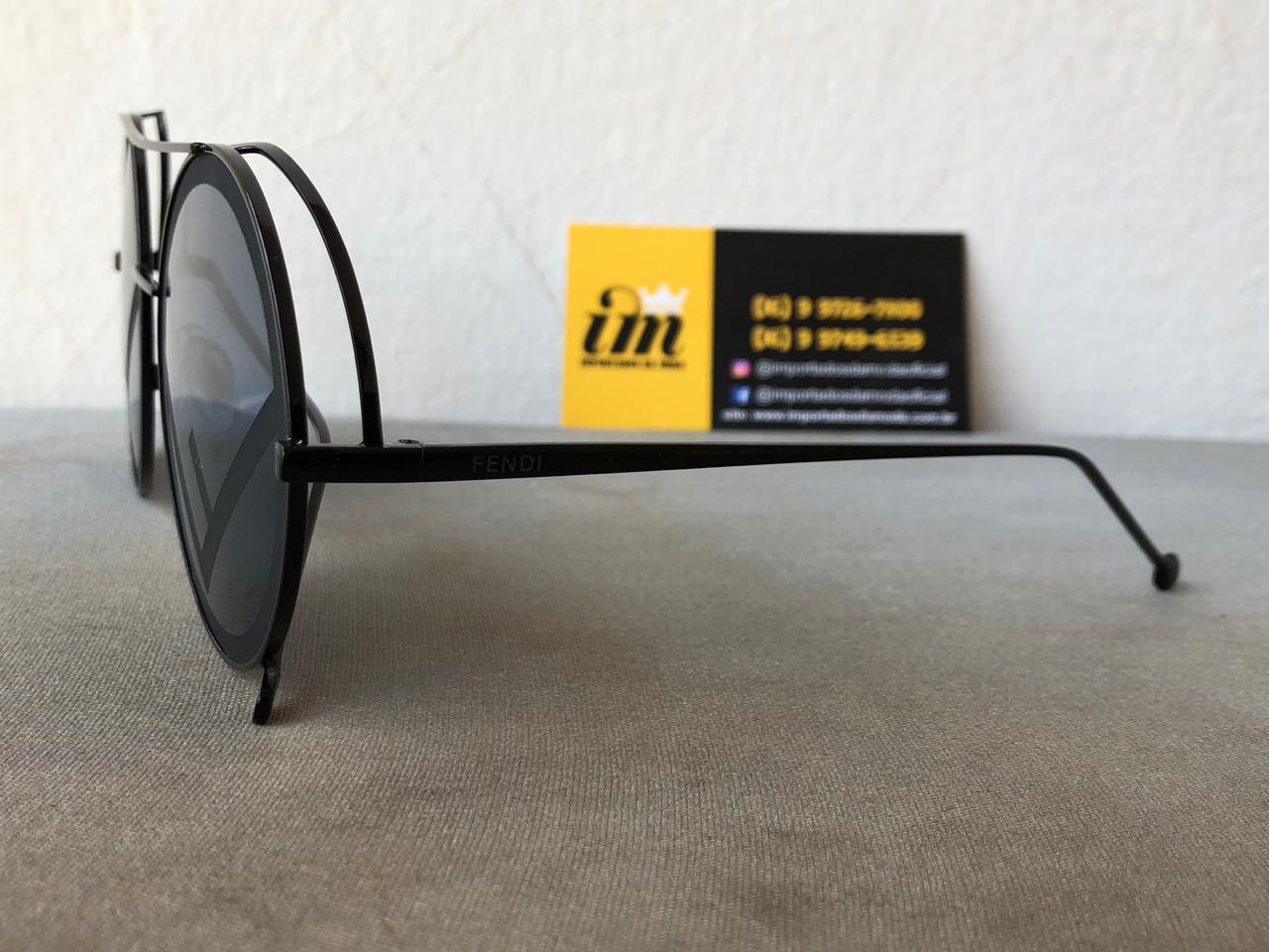 Óculos De Sol Fendi Runaway Feminino